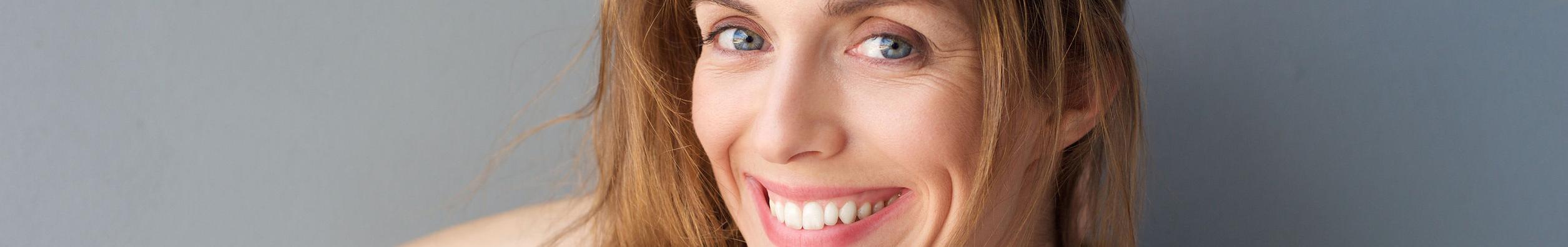 Woman Smiling Boerne Dermatology